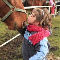 Barn har starka band till djur